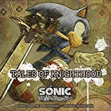 Sonic and the Black Knight Wii Game Soundtrack CD OST