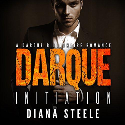 Darque Initiation audiobook cover art