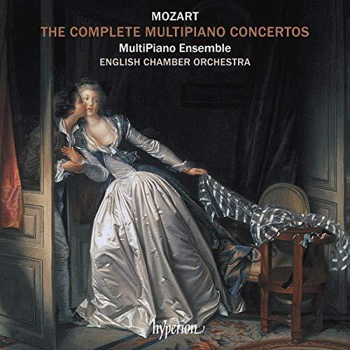 W. A. Mozart: Die Konzerte für mehrere Klaviere & Orchester