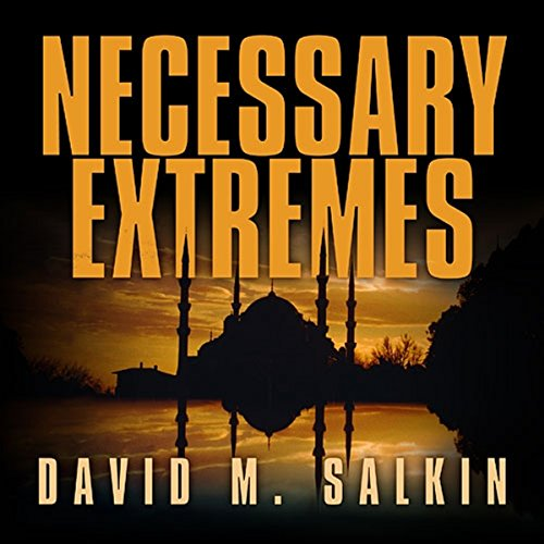 Necessary Extremes audiobook cover art