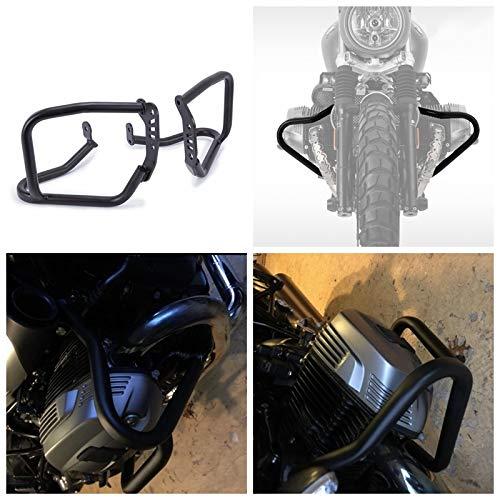 RONSHIN Accessoire Motorfiets Accessoires Motor Beschermende Guard Crash Bar Protector voor BMW R Negen T 2014-2018 Moto Onderdelen