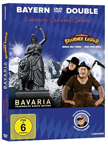 Bavaria - Traumreise durch Bayern / Die Geschichte vom Brandner Kaspar (Limitierte Geschenkedition, 2 Discs)