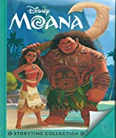 DBW: MOANA: (Storytime Collection Disney)