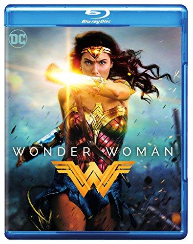 Wonder Woman [Blu-ray + DVD + Digital HD]