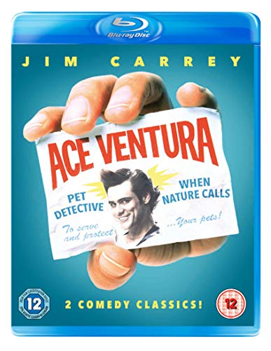 Ace Ventura: Pet Detective + When Nature Calls [Blu-ray]