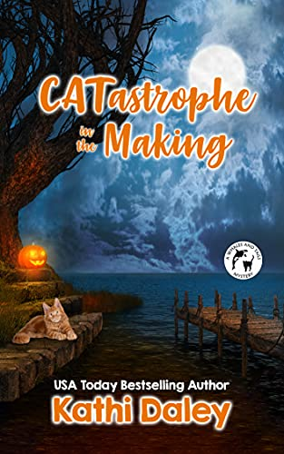 CATastrophe in the Making (Whales and Tails Mystery Book 21) by [Kathi  Daley]