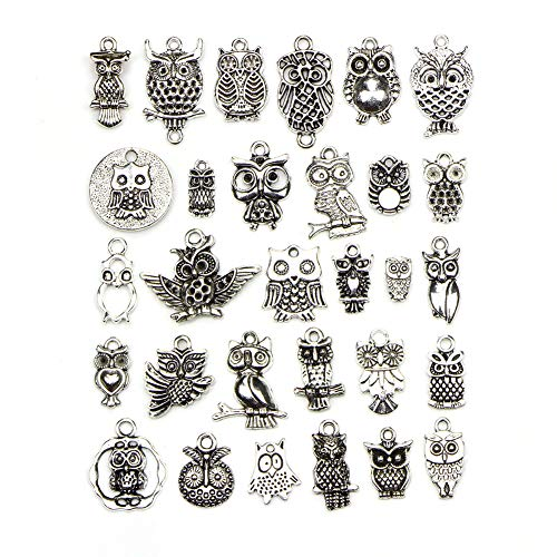 Charms for Jewellery Making Jewelry Accessories Set Charms Pendant for Jewelry Making Pendant for Crafting Antique Pendant Pendant for Women