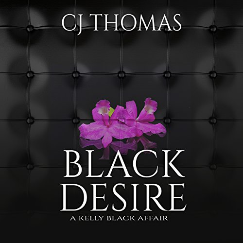 Black Desire audiobook cover art