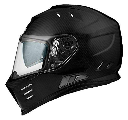 Preisvergleich Produktbild Simpson C1091E05MC-M Helmet Venom Carbon 58-M