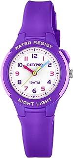 Reloj Análogo clásico para Unisex de Cuarzo con Correa en Plástico K6069/4