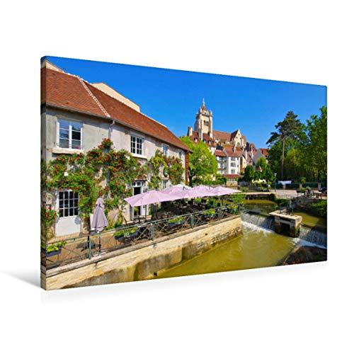 Premium Textil-Leinwand 90 x 60 cm Quer-Format Dole | Wandbild, HD-Bild auf Keilrahmen, Fertigbild auf hochwertigem Vlies, Leinwanddruck von LianeM