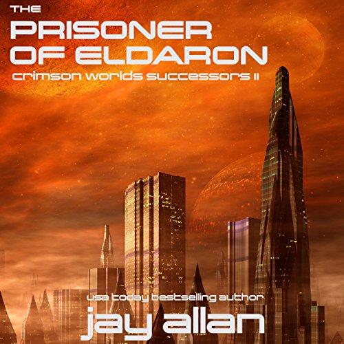 The Prisoner of Eldaron audiobook cover art