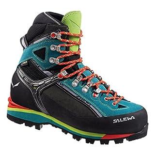 Salewa Women's WS Condor Evo Gore-TEX High Rise Hiking Shoes, Cactus/Teal 5539, 6 UK (B00R36FQQW) | Amazon price tracker / tracking, Amazon price history charts, Amazon price watches, Amazon price drop alerts