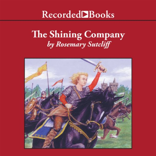 The Shining Company audiobook cover art