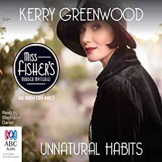 Unnatural Habits audiobook cover art