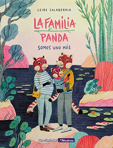 La familia Panda. Somos uno más (Mi primer cómic)