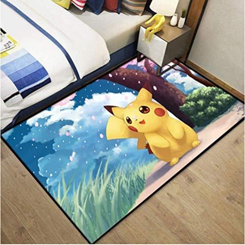 Tapis Pokemon Pikachu Chambre Salon Chambre d