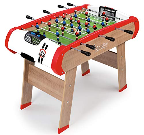 Smoby 640001 - Multifunktions Tischfußball Powerplay 4-in-1 Bild