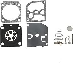 Kizut RB-100 Carburetor Rebuild Kit for Zama RB 100 C1Q-S97 Carb Stihl HS45 FS55 BG45 FS38 MM55 Trimmer Parts