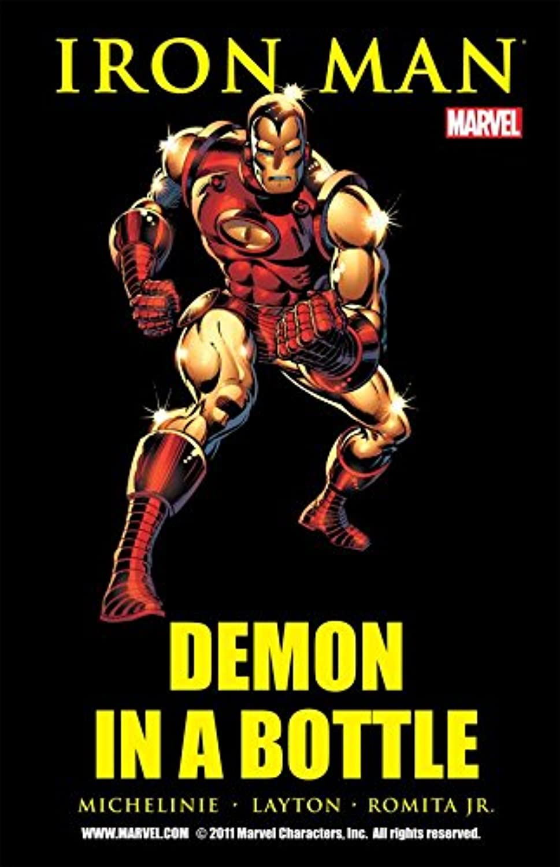 Iron Man: Demon In A Bottle (Iron Man (1968-1996)) (English Edition)