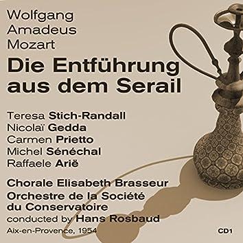 Wolfgang Amadeus Mozart: Die Entführung aus dem Serail (1954), Volume 1
