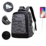 eLUUGIE Waterproof Travel Bag Game Console Backpack/Travel Carrying Case Storage Bag Compatible with Sony Playstation 4/PS4 Pro/ PS4 Slim/Xbox one and Accessories