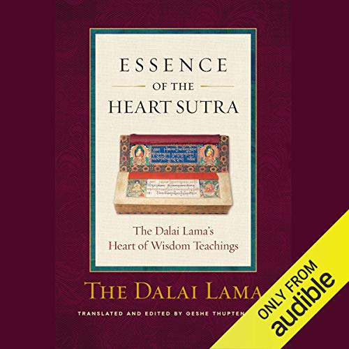 Couverture de Essence of the Heart Sutra