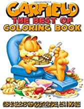 garfield coloring pictures