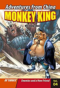 Monkey King Volume 04: Enemies and a New Friend