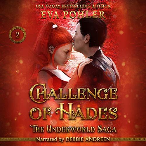 Challenge of Hades audiobook cover art