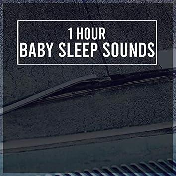 1 Hour Loopable Baby Sleep Music - Relaxing, Gentle Rain