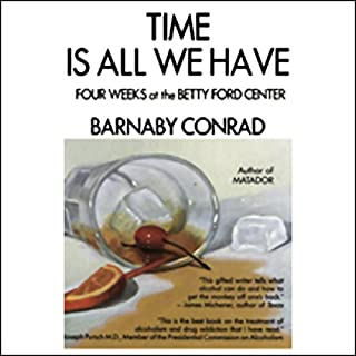 Time is All We Have audiobook cover art