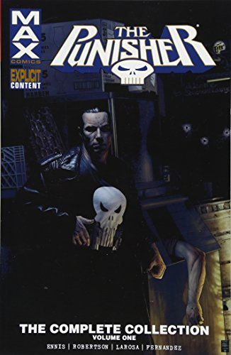 Punisher Max Complete Collection. Volume 1 (The Punisher: Max Comics)