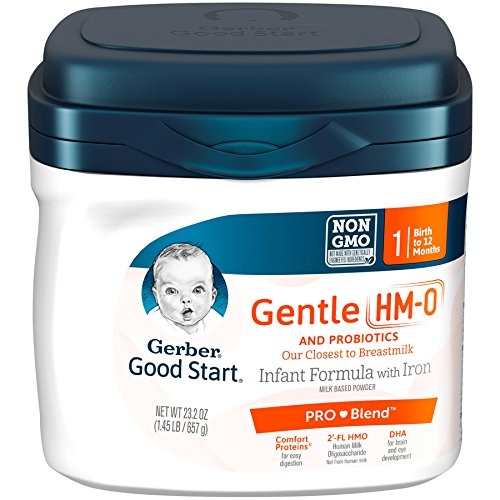 Gerber Good Start Gentle Powder Infant Formula, 23.2 Ounce