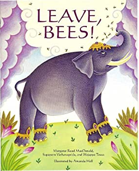 Paperback Leave, Bees! by Margaret Read MacDonald (2007-05-03) Book