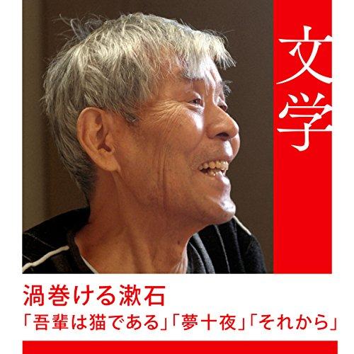 『渦巻ける漱石-「吾輩は猫である」「夢十夜」「それから」』のカバーアート