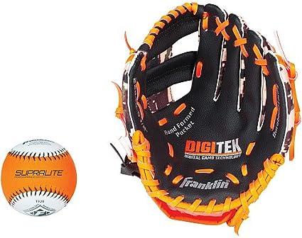 Franklin Sports RTP Teeball Performance Gloves /& Ball Combo