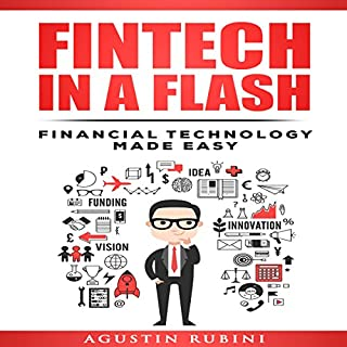 Fintech in a Flash audiobook cover art