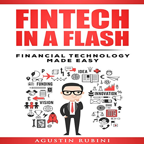 Fintech in a Flash  By  cover art
