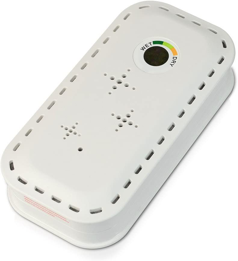 BESTEK Mini Dehumidifier Very popular with Moisture for Indicator Cabinets Max 69% OFF C