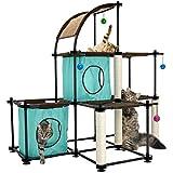 """46"""" Mega Kit Cat Claw Perch"""