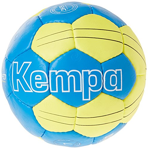 Kempa Ball LEO BASIC PROFILE, kempablau/Gelb, 3.0