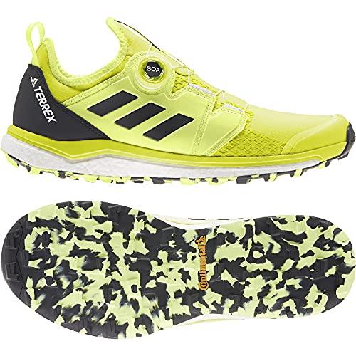 adidas Terrex Agravic Boa, Zapatillas de Trail Running Hombre, AMAACI/NEGBÁS/AMALRE, 44 EU