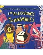 LAS ELECCIONES DE LOS ANIMALES (Takatuka álbumes)