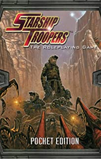 Starship Troopers the Roleplaying Game Pocket Edition