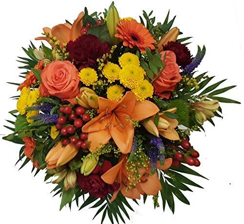 Flora Trans Farbenfroher Blumenstrauß -Bunter Geburtstag- versenden