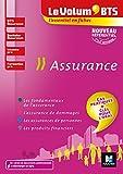 Le Volum' BTS - Assurance - BTS, Bachelor, Licence pro, formation pro - Révision et entrainement
