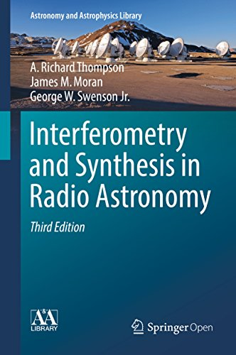 Interferometry and Synthesis in Radio Astronomy (Astronomy and Astrophysics Library) (English Edition)