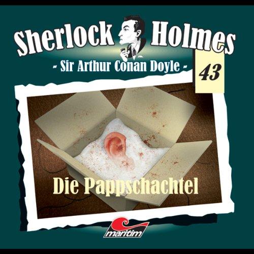 Die Pappschachtel (Sherlock Holmes 43) Titelbild