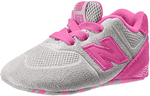 New Balance, Unisex-Kinder Sneaker, Pink, 18.5 EU (2.5 UK Child)